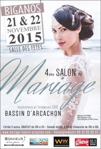 msp sera prsent au salon du mariage du bassin darcachon media studio production - Salon Du Mariage Biganos